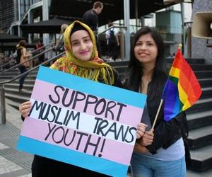 muslim and lgbt image