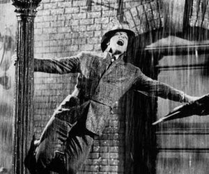 rain, classic, and Singing In The Rain image