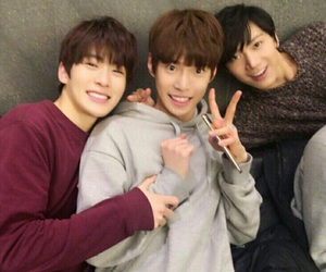 ten, jaehyun, and doyoung image