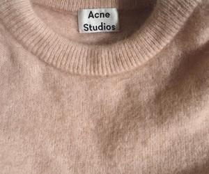 fashion, sweater, and acne studios image