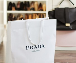 fashion, Prada, and luxury image