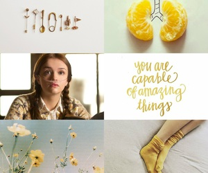 aesthetic, norman bates, and yellow image