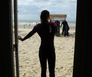 back, beach, and surf image