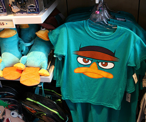 perry and t-shirt image