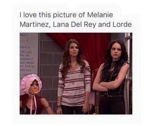 melanie martinez, ️lana del rey, and ️lorde image