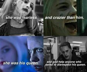 harley, joker, and king image