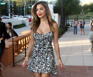 body, celebrity, and dress image