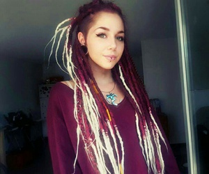 dreadlocks, hippie, and lifestyle image