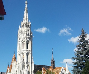 architecture, budapest, and pretty image