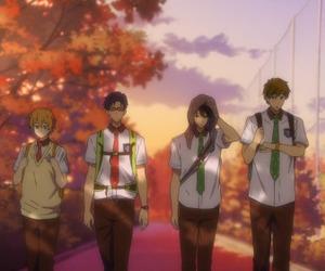 anime, free!, and free! iwatobi swim club image