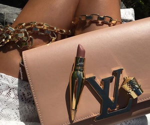 babe, bag, and Nude image