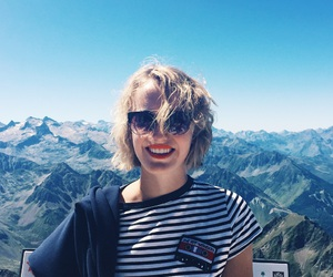 adventure, fashion, and mountains image