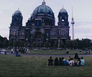 berlin, travel, and berlinerdom image