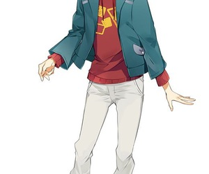 anime, outfit, and style image