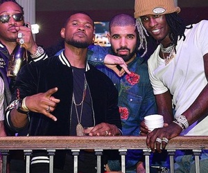 artist, Drake, and future image