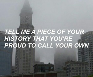 quote, bastille, and grunge image