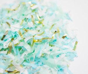 etsy, wedding confetti, and pink confetti image