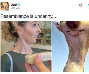 funny, sid, and zoella image