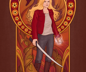 fan art, once upon a time, and emma swan image