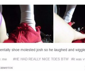 tumblr, twenty one pilots, and josh dun image