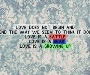 grow up, pink, and quotes image