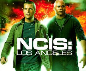freinds, ll cool j, and ncis image