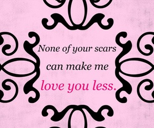 forever, pink, and quote image