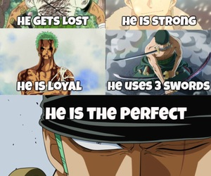 anime, one piece, and pirate image