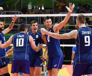 volleyball, rio2016, and lanza image