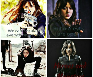 Marvel, daisy johnson, and quote image
