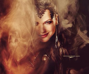 once upon a time and regina mills image