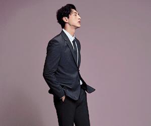 korean model, kim ji soo, and korean actor image
