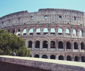 italy, roma, and colosseo image