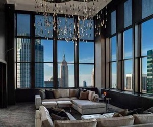 luxury, home, and new york image