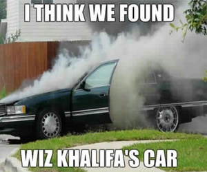 car, funny, and maroon 5 image
