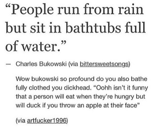 Bukowski and charles image