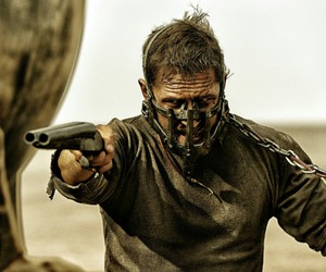tom hardy, mad max, and fury road image