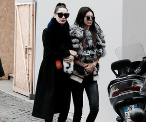 fashion, kendall jenner, and famous image