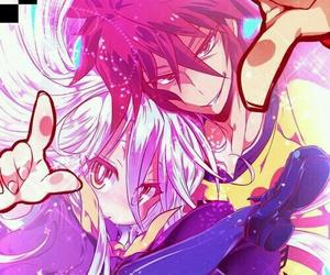 anime and no game no life image