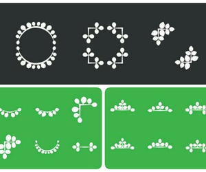 frames, icons, and vectors image