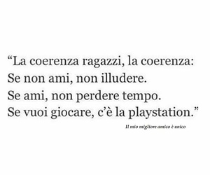 love, frasi, and italian image
