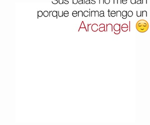 armas, frases, and arcangel image
