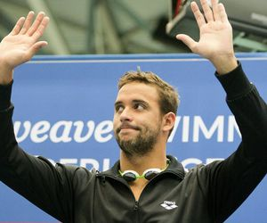 chad le clos and fina world cup image
