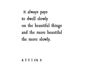 beautiful, black and white, and quotes image