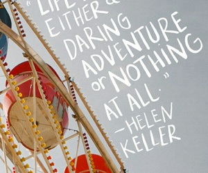 adventure, quote, and inspirational image