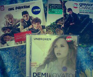 demi lovato, greyson chance, and one direction image