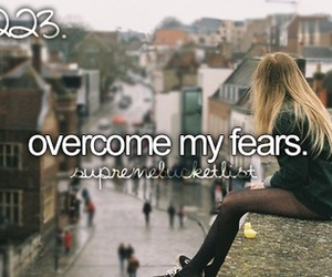 girl, before i die, and fear image
