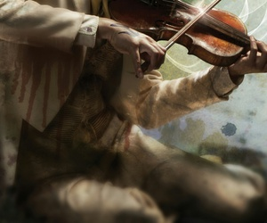 jem, the infernal devices, and violin image
