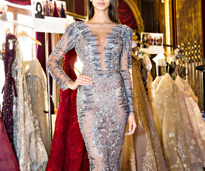 dress, ziad nakad, and fashion image