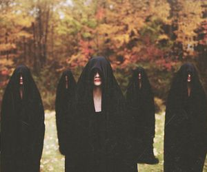 witch, black, and coven image